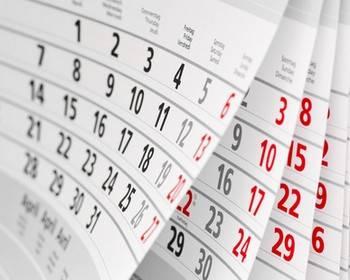 Calendrier 2017 des inscriptions et des épreuves DCG-DSCG