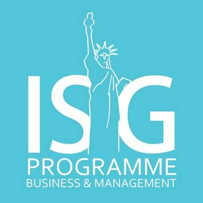 ISG Programme Business & Management