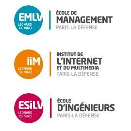 Pôle Universitaire Léonard de Vinci : l'EMLV, l'ESILV et l'IIM