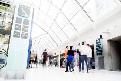 EMLV : École de Management Léonard de Vinci - Intérieur du Campus