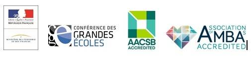 Accréditations Institut Mines-Télécom Business School