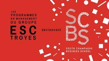 Le Groupe ESC Troyes crée une marque internationale pour ses programmes en management : SCBS