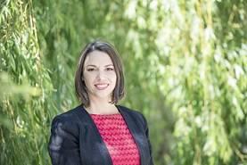 Perrine Puberl, directrice du campus Euridis Lyon