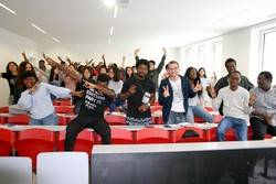 ICN Business School fait sa première rentrée sur le campus Artem