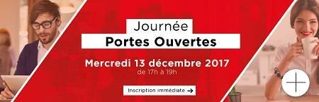 JPO ICS Bégué Mercredi 13 Décembre à Paris