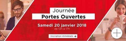 L'ICS Bégué ouvre ses portes Samedi 20 Janvier à Paris