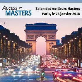 Access Masters Tour Salon des Masters à Paris