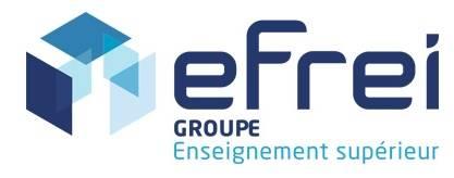 Efrei - École d'ingénieur généraliste  en informatique et technologies du numérique