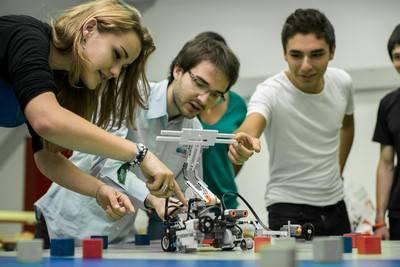ESIEA: Projet Robotique