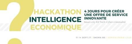 ESIEA -  1er Hackathon en Intelligence Economique