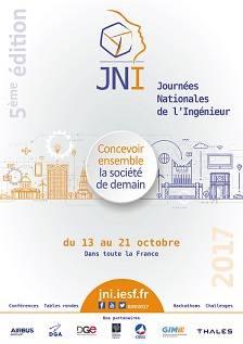 5ème édition des Journées Nationales de l'Ingénieur (JNI 2017)