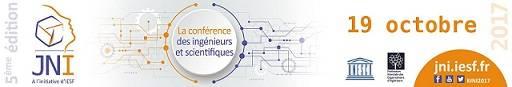 JNI 2017 - Journées Nationales des Ingénieurs