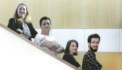 « Les Mowdoo », startup d'anciens élèves de l'ISIMA