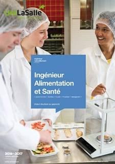 UniLaSalle Ingénieur en Alimentation et Santé - Campus de Beauvais