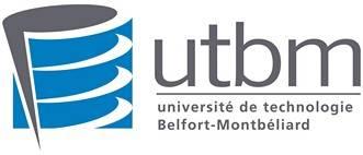 UTBM : Université de Technologie de Belfort-Montbéliard
