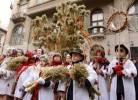 Ukraine : Carpates, célébrations de Noël