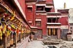 Chine - Ganden - Monastère