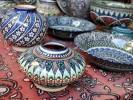 Ouzbekistan - Rishtan - atelier de céramique