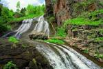 Jermuk-Waterfall-Armenia