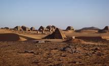 Soudan - Meroe et ses nécropoles