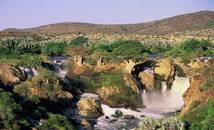 Namibie - chutes Epupa