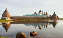 Russie - îles Solovki